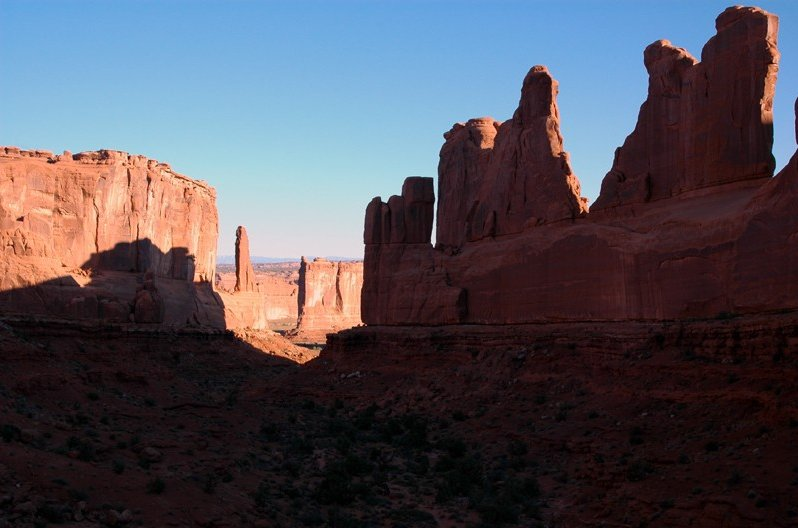 Arches National Park United States Vacation
