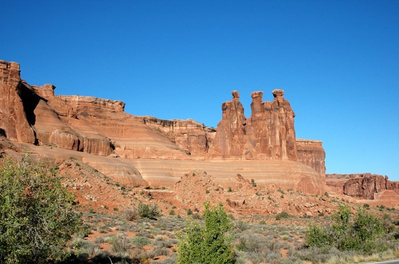 Arches National Park United States Travel Package