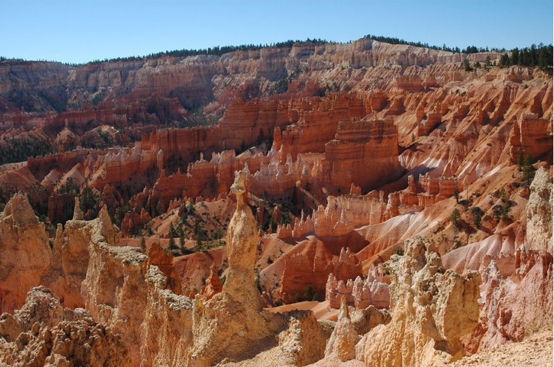 Photo Bryce Canyon National Park southeastern
