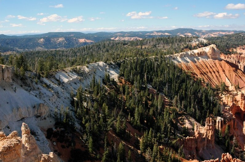 Photo Bryce Canyon National Park alongside