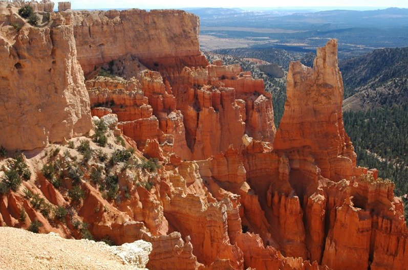 Bryce Canyon National Park United States Vacation Picture