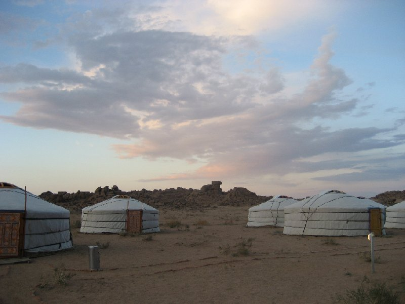The Gobi Desert in Mongolia Kharkhorin Photo Gallery