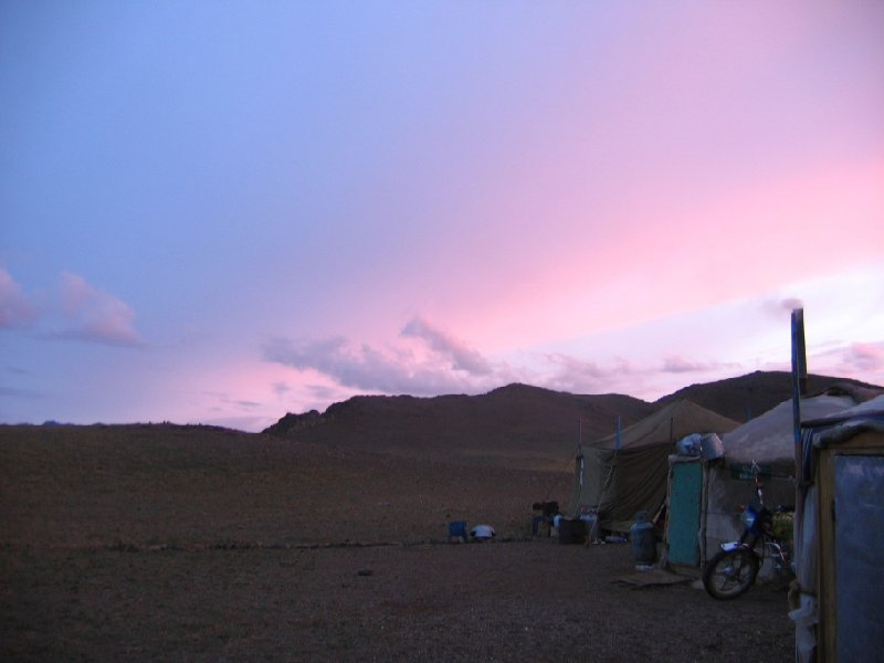 Photo The Gobi Desert in Mongolia nations