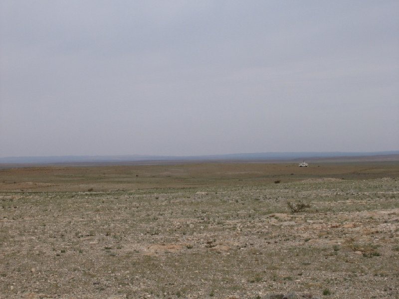 Photo The Gobi Desert in Mongolia region