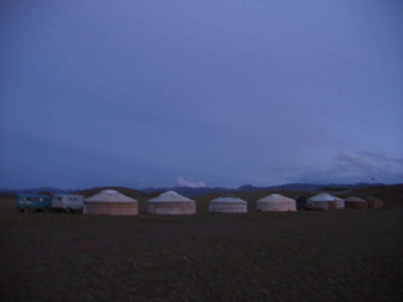 The Gobi Desert in Mongolia Kharkhorin Trip Photographs