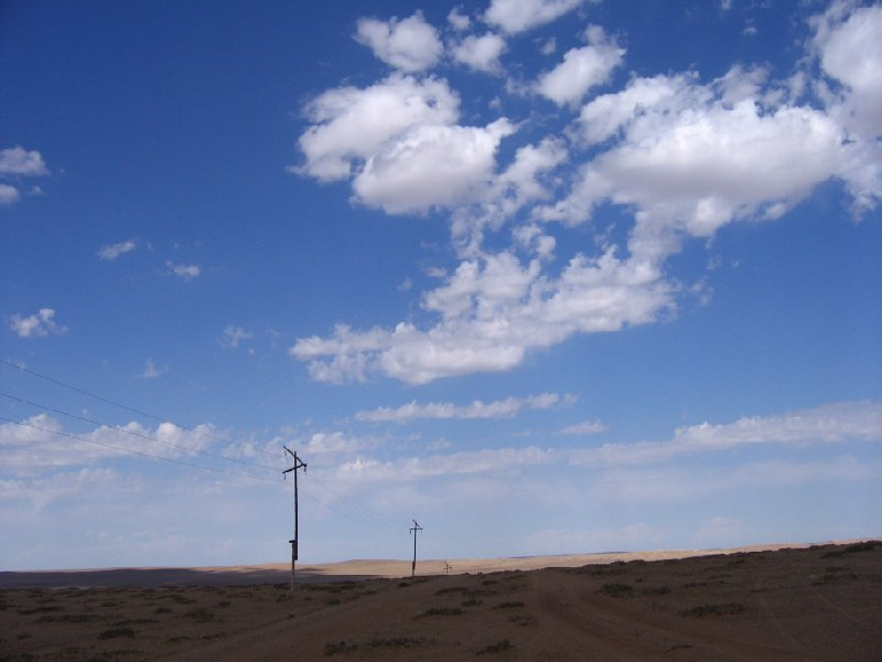 The Gobi Desert in Mongolia Kharkhorin Diary Picture