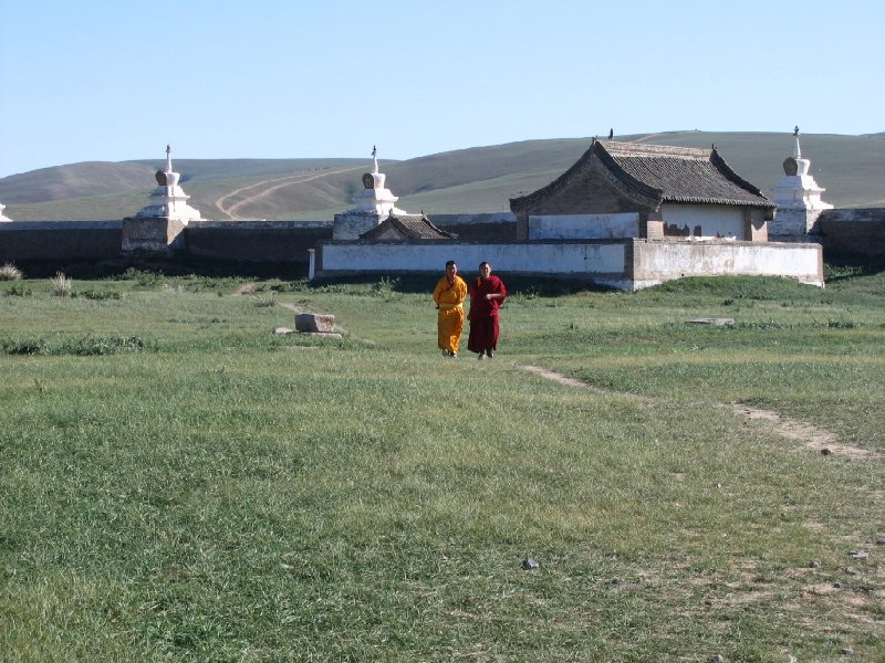 Kharkhorin Mongolia Travel Sharing