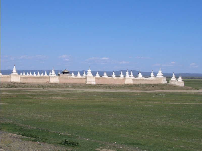 The Gobi Desert in Mongolia Kharkhorin Trip Picture