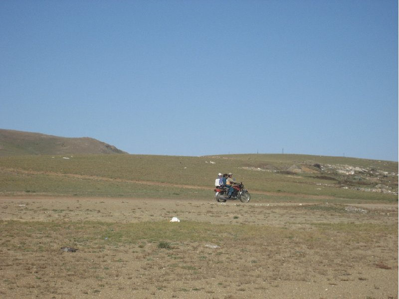 Photo The Gobi Desert in Mongolia stayed
