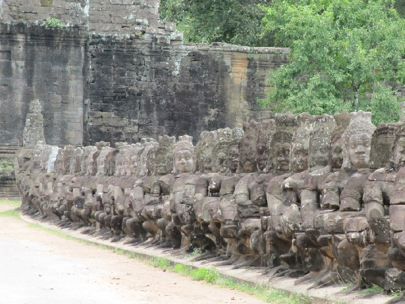 Siem Reap Cambodia Travel Review