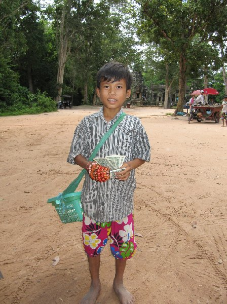 Siem Reap Cambodia Trip Review