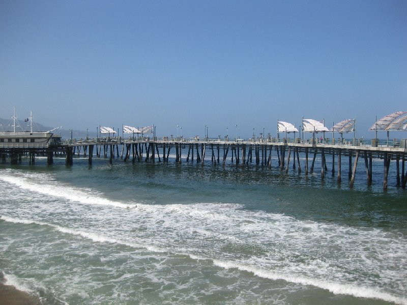 Redondo Beach Pier United States Travel Blog