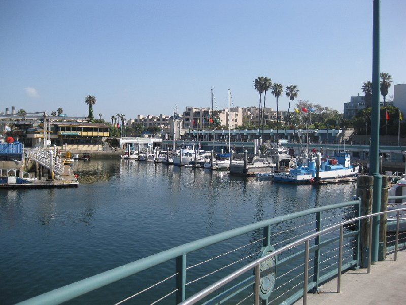 Photo Redondo Beach Pier seaside