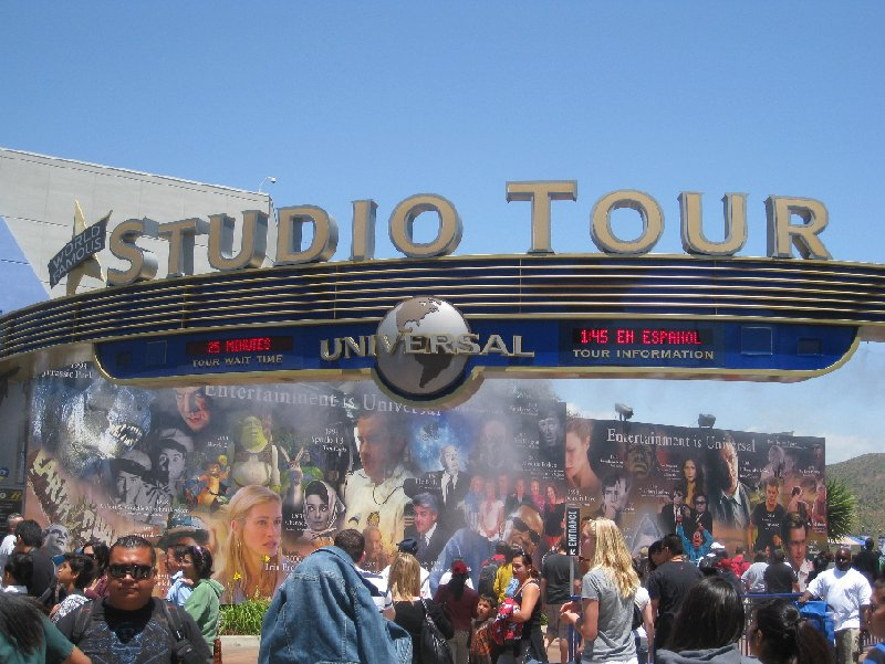 Photo Hollywood Universal Studios effects