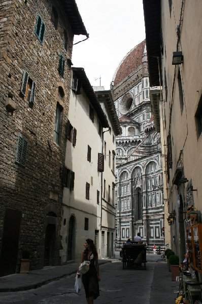 Photo Day trip to Florence always