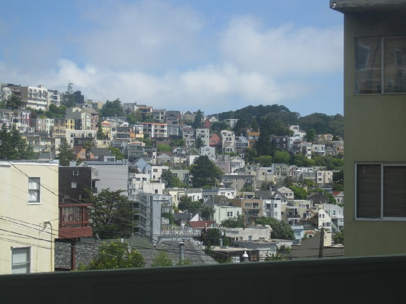 San Francisco United States Diary Photo