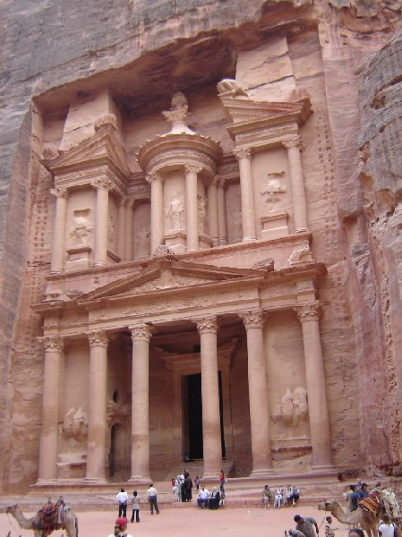Petra and Wadi Rum tours Jordan Holiday