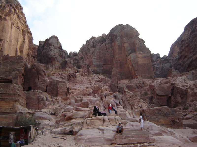 Petra and Wadi Rum tours Jordan Photographs