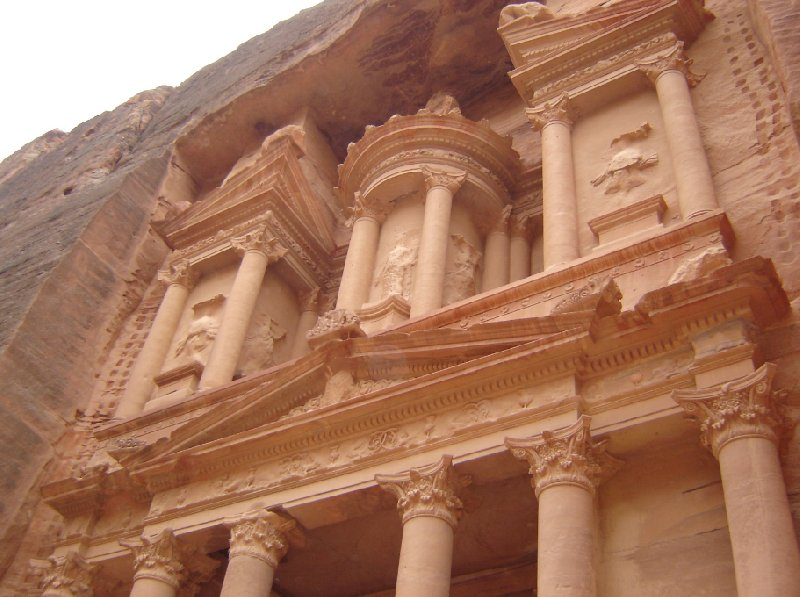 Petra Jordan Travel Photo