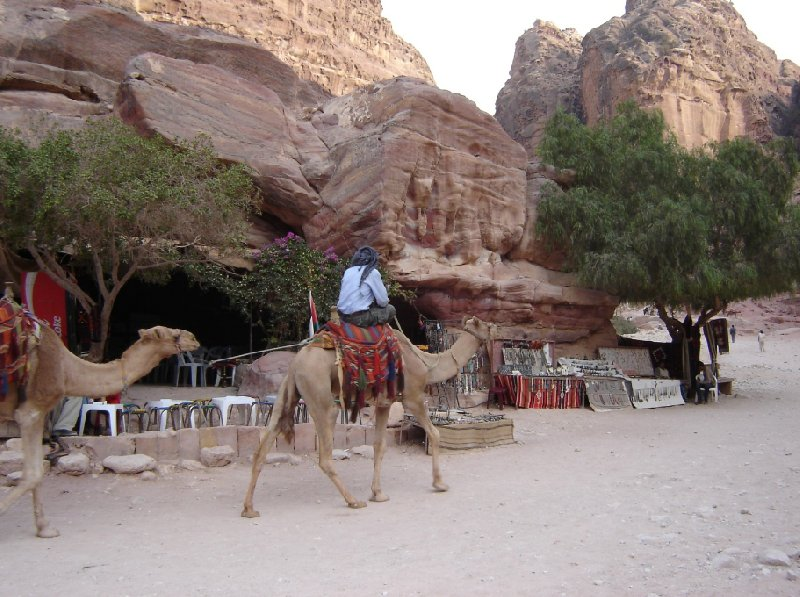 Petra Jordan Holiday Sharing