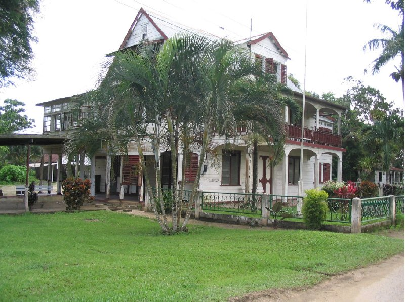 The capital of Suriname Paramaribo Holiday Adventure