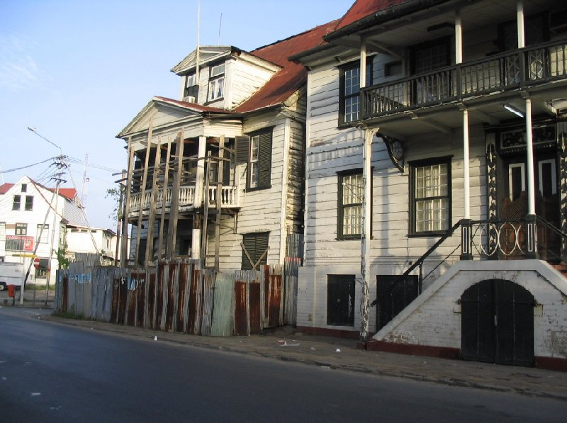 The capital of Suriname Paramaribo Holiday Review