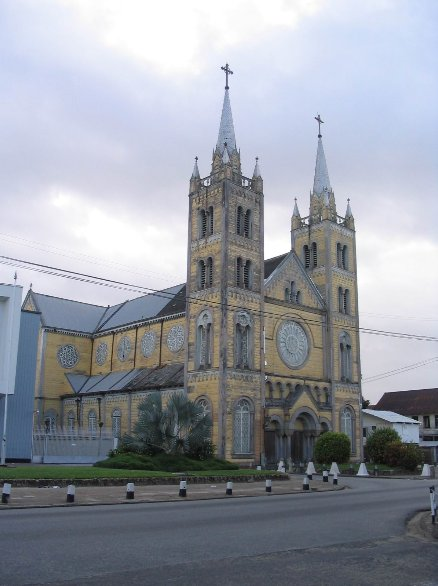 The capital of Suriname Paramaribo Trip Review