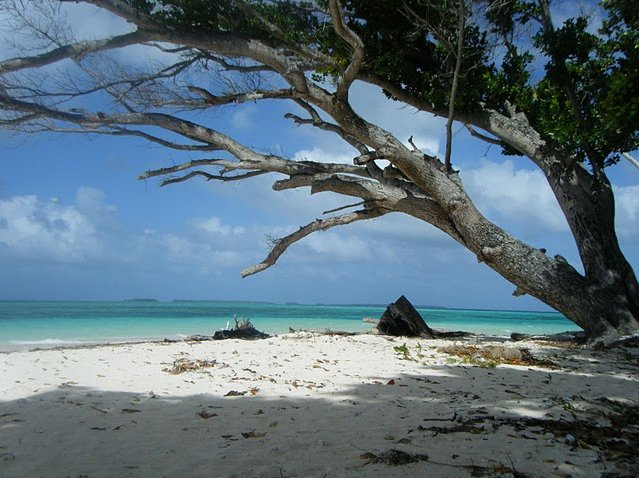 Photo The Marshall Islands paradise