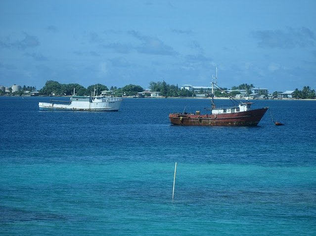 The Marshall Islands Majuro Atoll Travel Diary