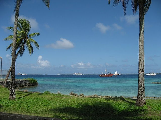 The Marshall Islands Majuro Atoll Diary Photos