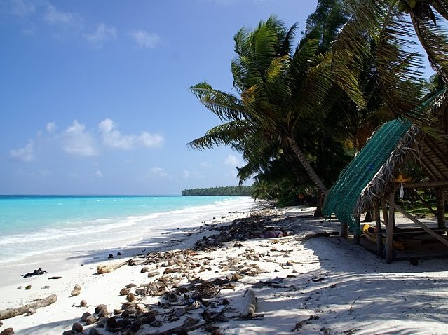 Photo The Marshall Islands center
