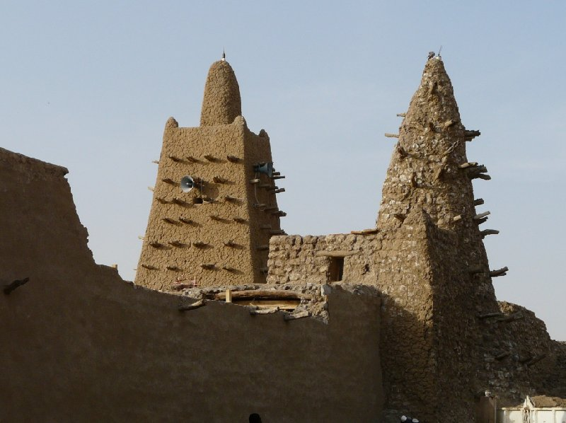 Photo The Great Mosque of Timbuktu important