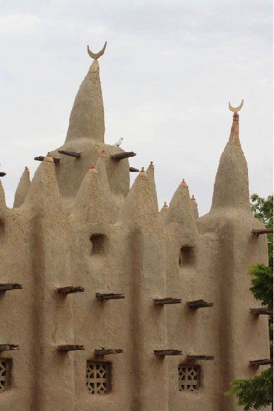 Photo The Great Mosque of Timbuktu history