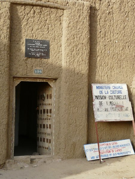 The Great Mosque of Timbuktu Mali Review Sharing