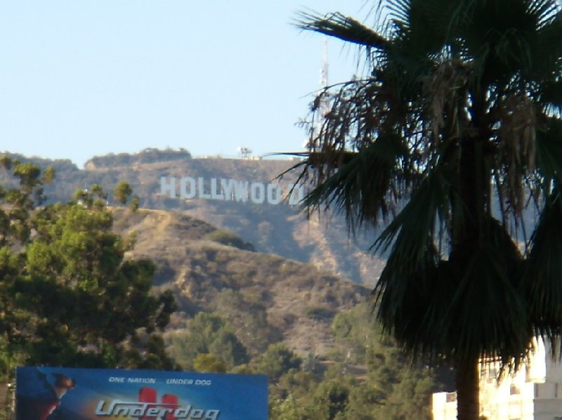 Visiting Hollywood Los Angeles United States Trip