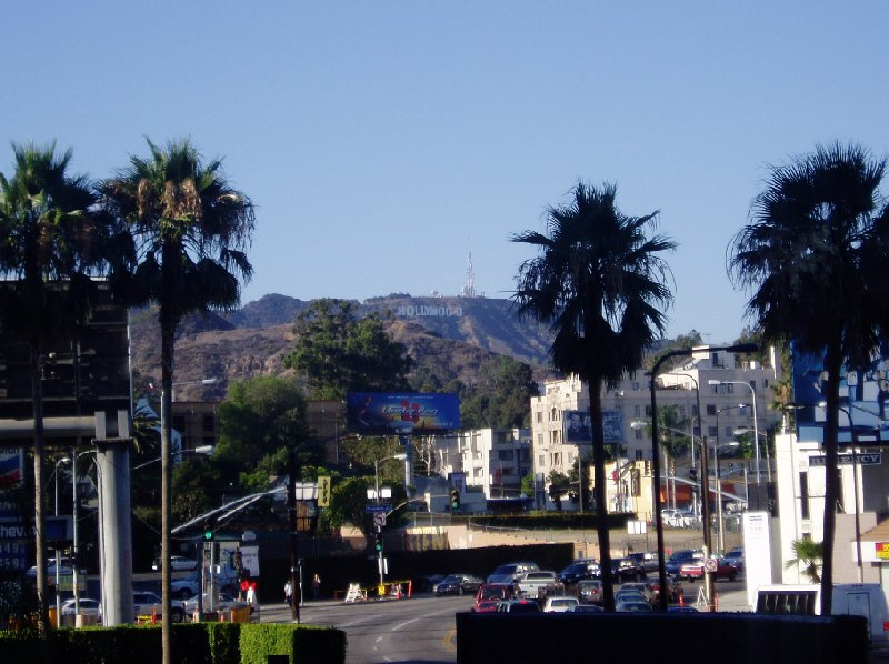Visiting Hollywood Los Angeles United States Album Photographs