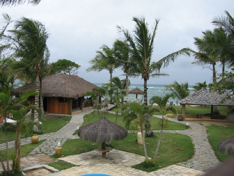 Pousada Villa Do Sol in Porto Seguro Brazil Trip Review
