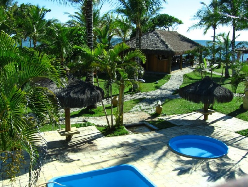 Pousada Villa Do Sol in Porto Seguro Brazil Vacation Sharing