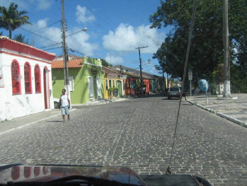 Porto Seguro Brazil Travel Sharing