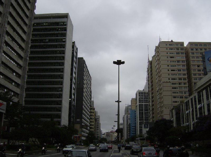 Sao Paulo Brazil Travel Photographs