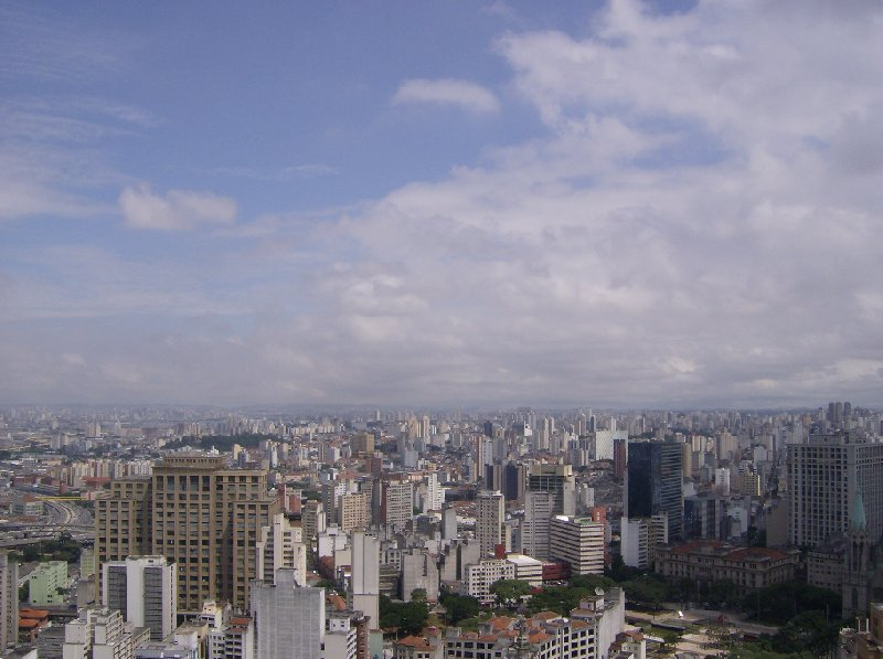Pictures of Sao Paulo Brazil Travel Diary