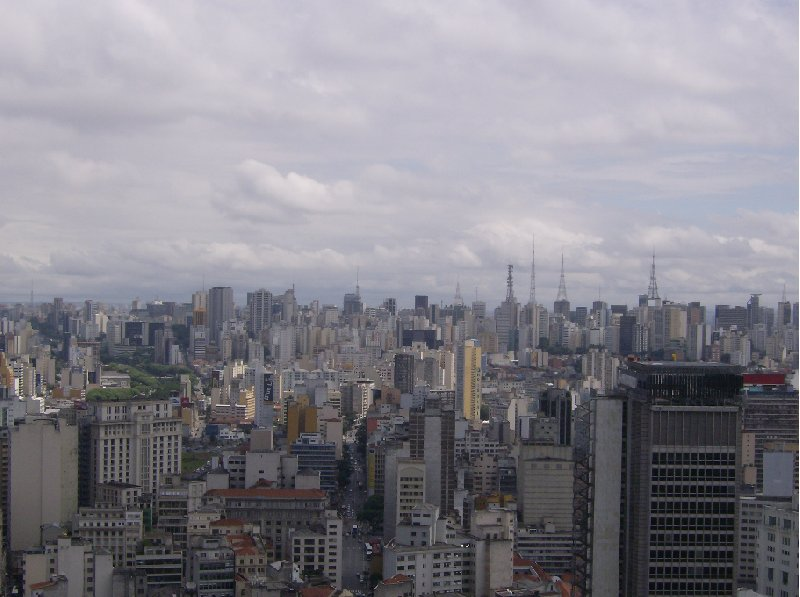 Pictures of Sao Paulo Brazil Diary Photos