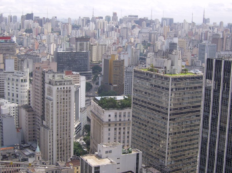 Sao Paulo Brazil Vacation Adventure