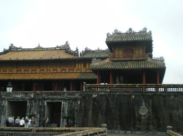 Touring around Hue Vietnam Blog Information