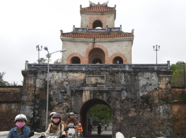 Touring around Hue Vietnam Review Gallery