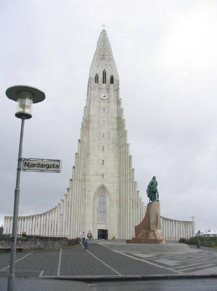 Reykjavik Iceland Trip Vacation