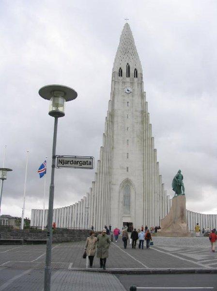 Reykjavik Iceland Blog Picture