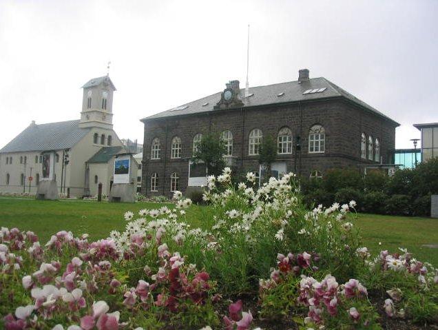 Reykjavik Iceland Trip Photo