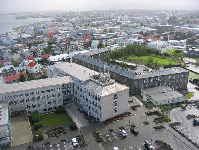 Reykjavik Iceland Travel Sharing