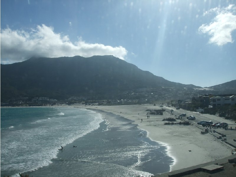 Cape Town Coastline South Africa Travel Album
